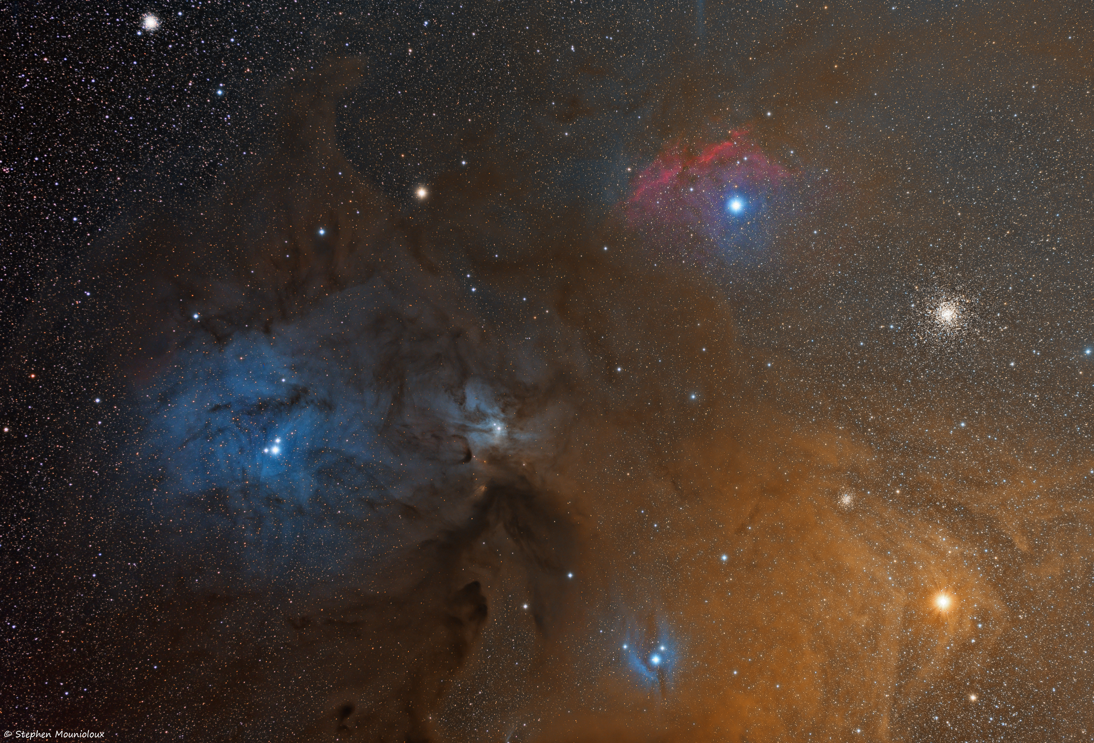 Antares-to-Rho-Ophiuchi